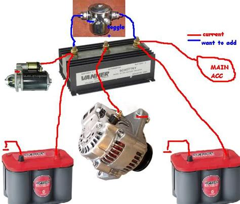 how to install a second battery for your car s audio