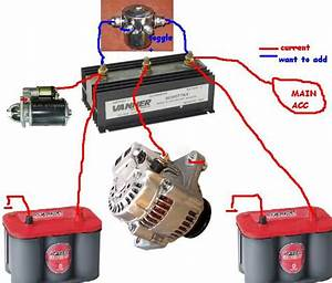 How To Install A Second Battery For Your Car U2019s Audio