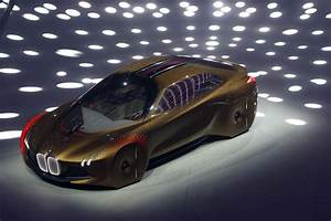 Photos of the Day: BMW Reveals Concept Car for the Self ...