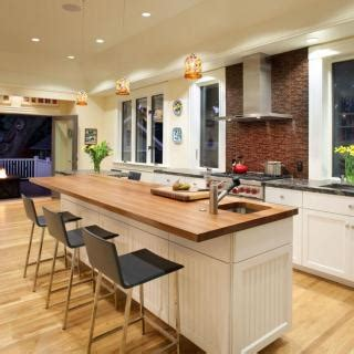 permanent kitchen islands 216 best kitchen images on home ideas kitchen
