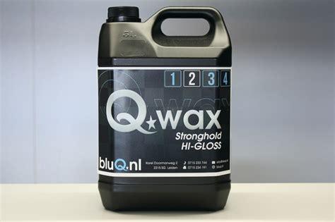 q wax vloerwas alles over q wax
