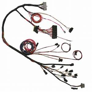 Mustang 2 3 Turbo Svo Engine Wiring Harness  84