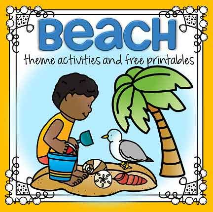 preschool theme activities kidsparkz kidsparkz 301 | beach page topper small orig