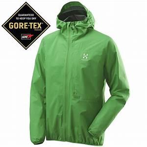 Haglöfs critus jacket test