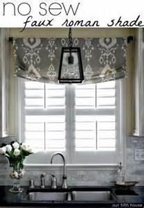 diy kitchen curtain ideas gallery for gt diy kitchen window curtains