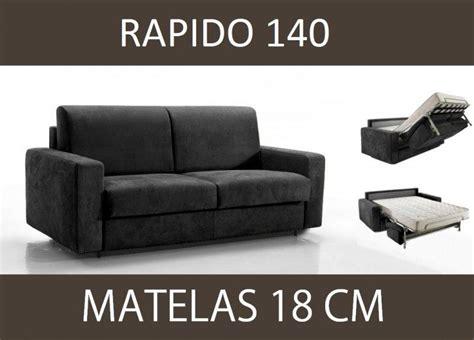 canapé convertible 140 canape lit 3 places master convertible ouverture rapido