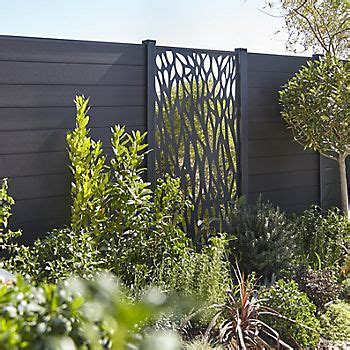 Garden Decorations B Q by Fence Railing Buying Guide Ideas Advice Diy At B Q