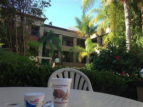 comfort suites mission valley courtyard