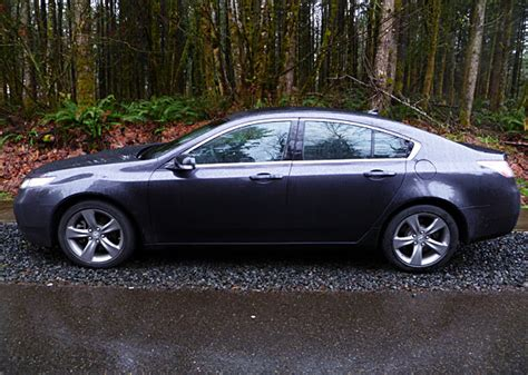 review 2013 acura tl sh awd
