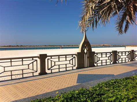 Corniche Dubai Trip From Dubai To Abu Dhabi Routes And Trips