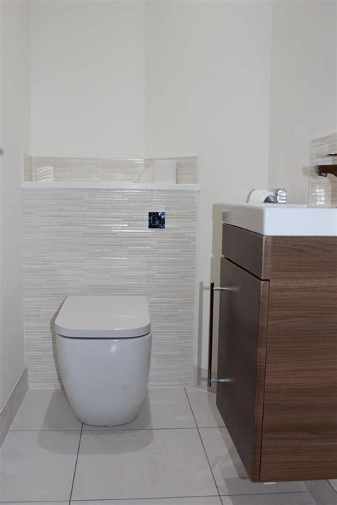 Bathroom Fitters Ipswich by A Recent Completed Bathroom Cloakroom Installation By