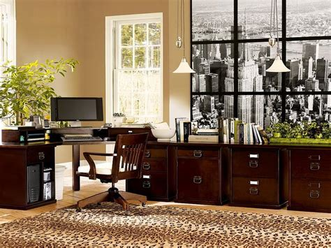 Bloombety  Nice Home Office Decorating Ideas Home Office