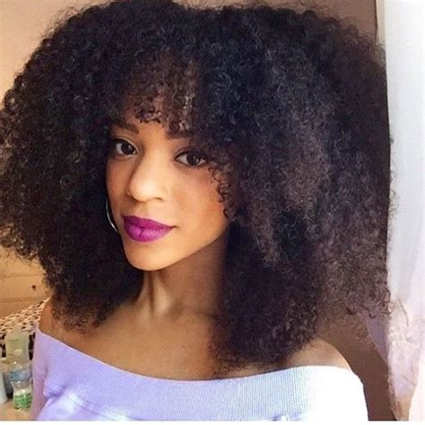 7 kinky curly hairstyles from today s black women a