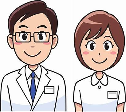 Doctor Transparent Clipart Male Nurse Female Physician