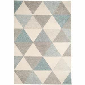 tapis salon scandinave achat vente tapis salon With tapis shaggy avec housse canapé scandinave