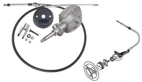 Jet Boat Steering Cable Installation by Teleflex Jet Boat Steering System