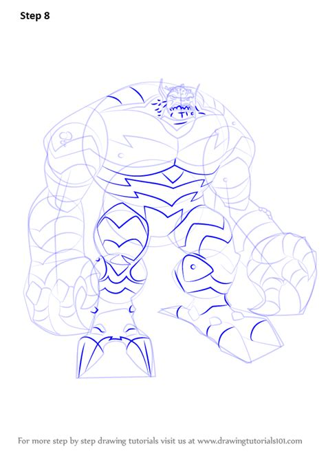 learn how to draw abomination from the avengers earth s