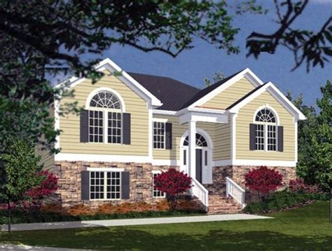 split entry home plans 17 best images about remodels on pinterest 2 step rye and split level exterior