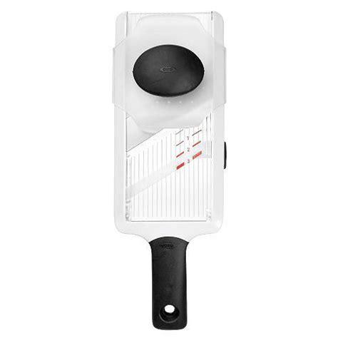 Oxo Kitchen Mandoline by Oxo Grips Held Mandoline Slicer In Kitchen Gadgets