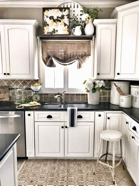 $15 milk stool from salt and life. 35+ Comfy Farmhouse Kitchen Decor Ideas - Best Home Decor Ideas