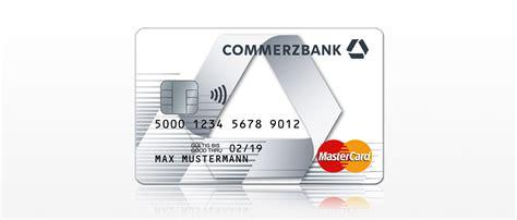 commerzbank prepaid kreditkarte hohe kosten wir zeigen