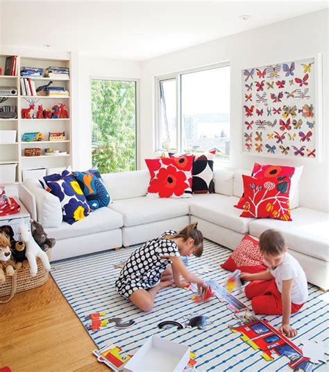 10 Familyfriendly Living Rooms You'll Want To Hang Out In