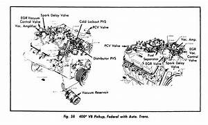 Is There A Vacuum Line Diagram For A 78 400 With Egr And 2150 If So Where Can I Get My Hands On One