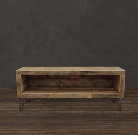 uttermost console tables small console reclaimed wood media entertainment stand