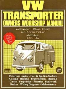 Volkswagen Vw Transporter 1954 1967 Service Repair Manual