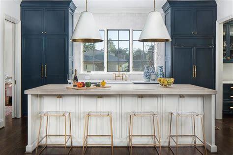 island  concrete countertop transitional kitchen ken linsteadt architects