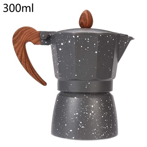 Great savings & free delivery / collection on many items. 150/300ML Aluminum Italian Moka Espresso Coffee Maker Percolator Stove Top Pot - Walmart.com ...