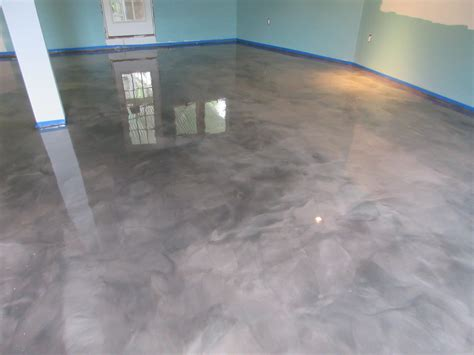 epoxy flooring basement cost unbelievable epoxy basement floor transformation cost to
