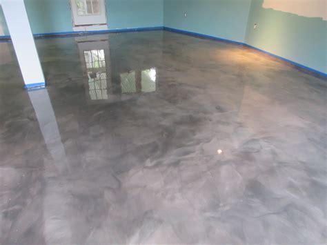 Unbelievable Epoxy Basement Floor Transformation