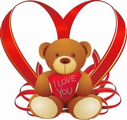 Teddy Bear Clipart Transparent Valentine Happy Heart