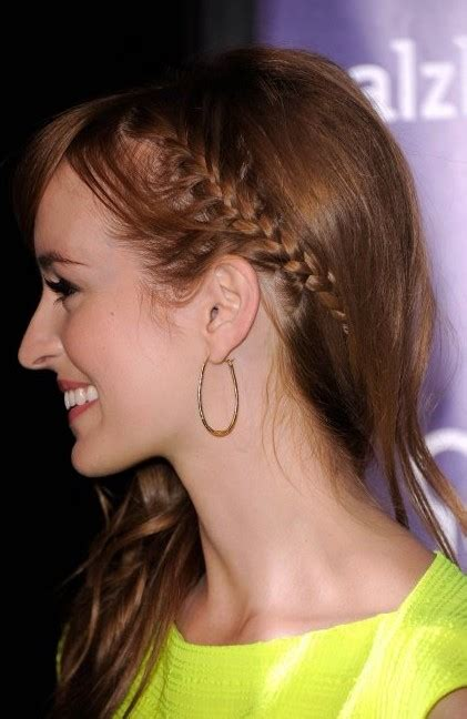 most popular prom hairstyles for long hair gallery of