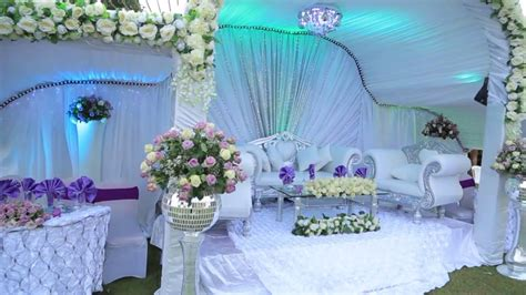 Wedding Decorations by Asha And Brian S Wedding Decor By Event Styles Uganda