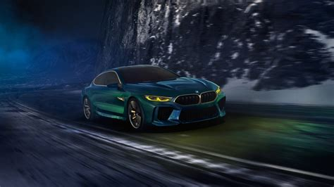 Bmw M6 Gran Coupe 4k Wallpapers by 2018 Bmw Concept M8 Gran Coupe 4k 9 Wallpaper Hd Car