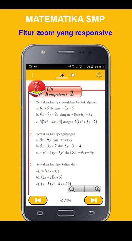 matematika smp kelas 8 semester 1 kurikulum 2013 android apps on play