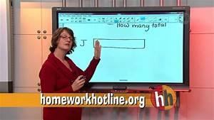 Homework Hotline  Multiplying Using Tape Diagrams