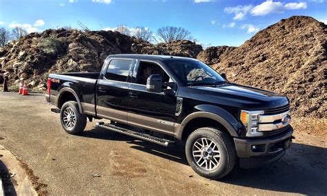 2017 Ford F250 4×4 Crew Cab King Ranch Ridiculously