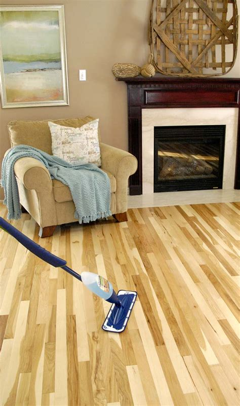 hickory floor sneak peek  hardwood cleaning tips