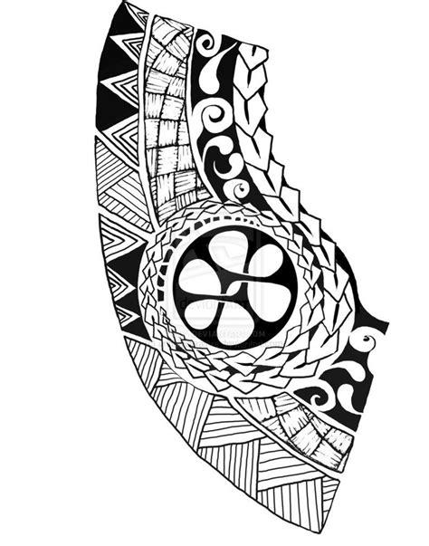 Polynesian Tattoo Drawings | Polynesian tattoo by artfullycreative | Maori & Polynesian | Pinterest