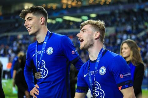 What Chelsea star Kai Havertz and Timo Werner did in ...