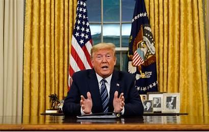Trump Coronavirus Donald Bullshit President Office Pandemic