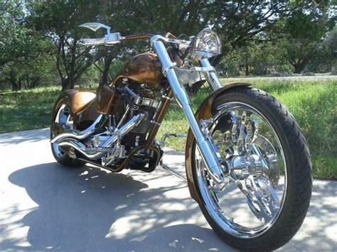 Custom Pro Street Chopper For Sale On 2040-motos