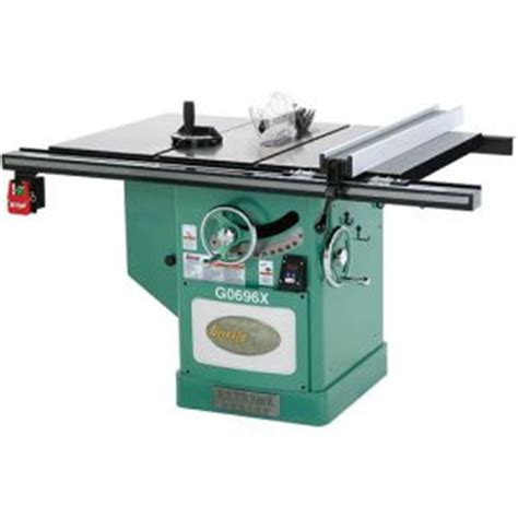 grizzly cabinet saw canada table saw types table saw central