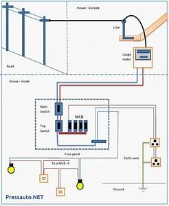 Simple Electrical Wiring Diagram Basic Light Switch Diagram Pdf