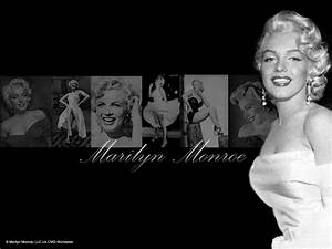 Wallpapers Photo Art: Marilyn Monroe Wallpaper, Desktop Photo