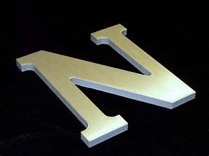 flat cut out metal letters With flat cut aluminum letters