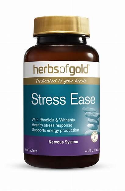 Stress Ease Anxiety Herbs Sleep